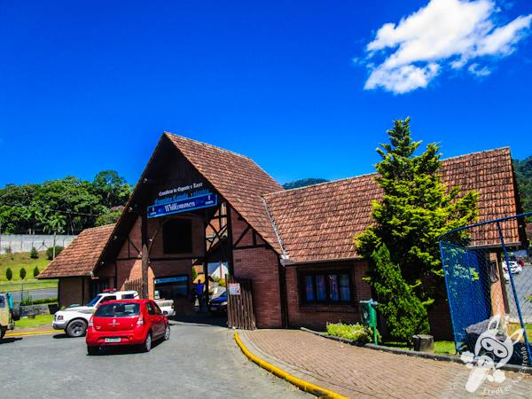 Parque Municipal de Eventos de Pomerode - SC   FredLee na Estrada