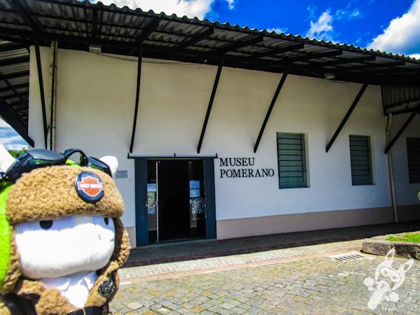 Museu Pomerano   Pomerode - SC   FredLee na Estrada