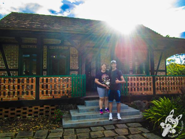 Museu Casa do Imigrante Carl Weege   Pomerode - SC   FredLee na Estrada