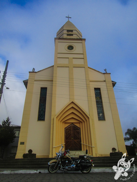 Igreja Matriz Nossa Senhora do Perpétuo Socorro - Bom Retiro - SC