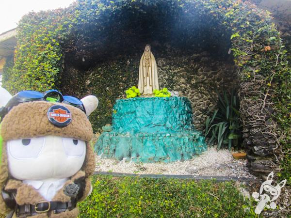 Igreja Matriz Nossa Senhora do Perpétuo Socorro - Bom Retiro - SC   FredLee Na Estrada