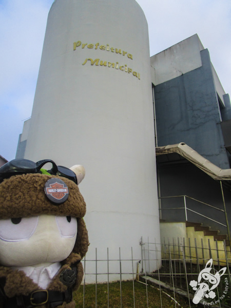 Prefeitura municipal de Bom Retiro - SC   FredLee Na Estrada