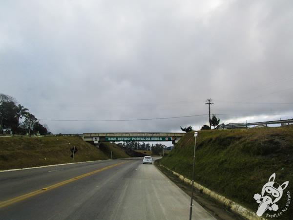 Rodovia BR-282 - Bom Retiro - SC