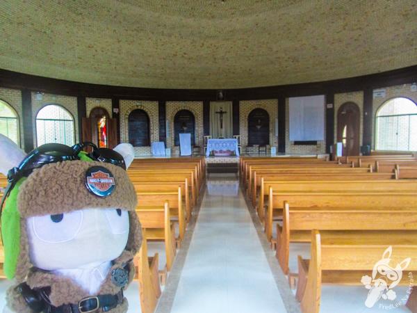 Santuário Diocesano Nossa Senhora Aparecida - Bom Retiro - SC