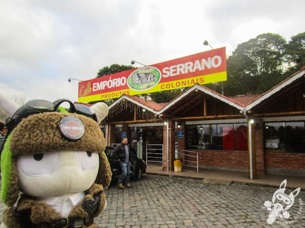 Empório Serrano - Bom Retiro - SC   FredLee Na Estrada