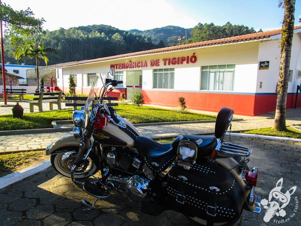 Intendência de Tigipió - São João Batista - SC