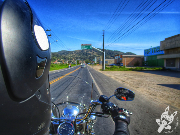 Rodovia SC-370 | FredLee na Estrada