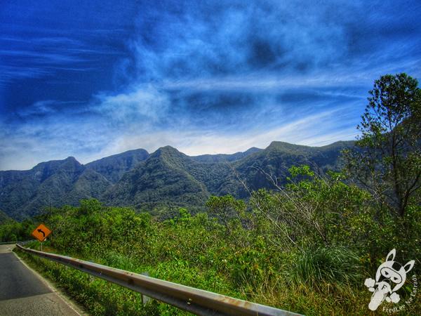 Monumento na Serra do Rio do Rastro - SC | FredLee na Estrada