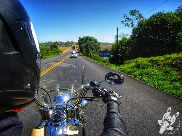 Rio Iguaçu   Rodovia BR-163   FredLee na Estrada