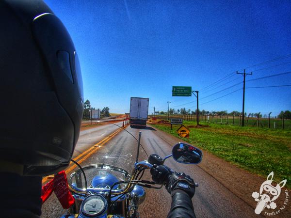 Rodovia BR-277   Céu Azul - PR   FredLee na Estrada