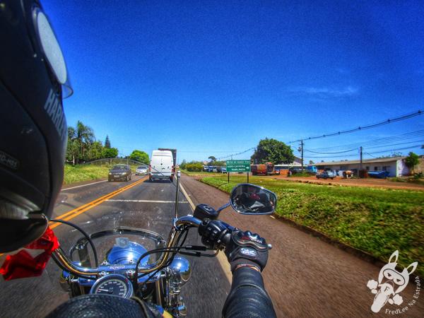 Rodovia BR-277   Foz do Iguaçu - PR   FredLee na Estrada