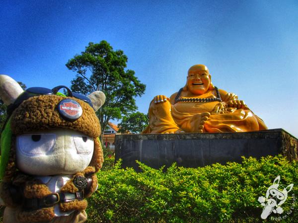 Templo Budista de Foz do Iguaçu - PR | Ordem Budista Internacional