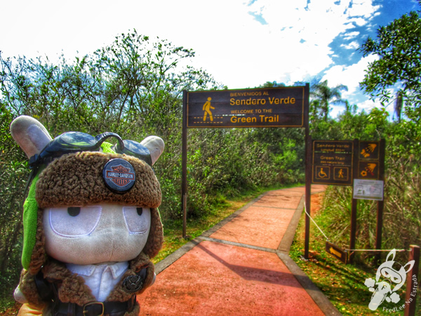 Circuito Superior - Parque Nacional Iguazú | Puerto Iguazú - Misiones - Argentina