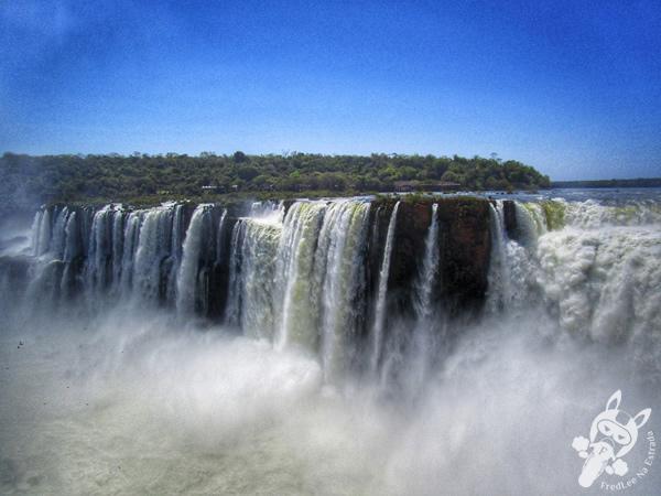Hito 3 Fronteras | Puerto Iguazú - Misiones - Argentina | FredLee Na Estrada