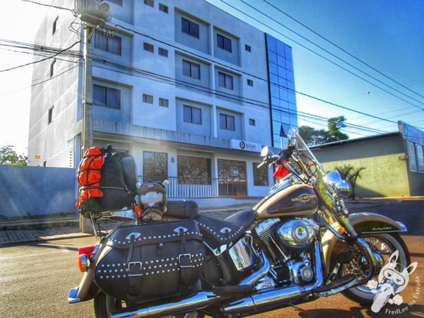 Hotel Biton | Foz do Iguaçu - PR | FredLee Na Estrada