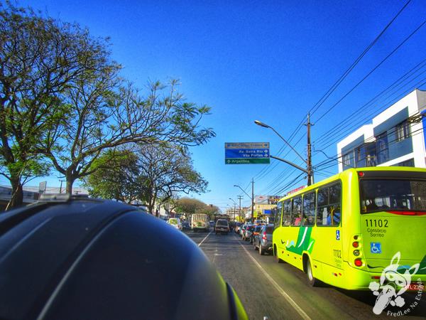 Ponte Tancredo Neves | Fronteira entre Brasil e Argentina | FredLee Na Estrada