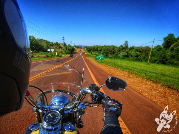 Posto YPF | Ruta nacional 12 | Garuhapé - Misiones - Argentina
