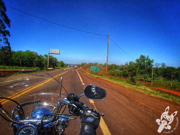 Ruta nacional 12 | San Ignacio - Misiones - Argentina