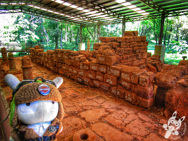 Misión Jesuítica Guaraní de Santa Ana   Santa Ana - Misiones - Argentina   FredLee Na Estrada