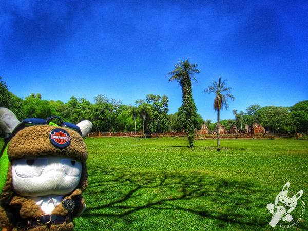 Misión Jesuítica Guaraní de Santa Ana | Santa Ana - Misiones - Argentina | FredLee Na Estrada