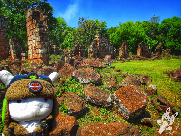 Ruta 4 | FredLee Na Estrada