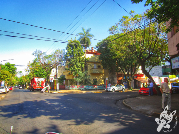 Plaza 9 de Julio | Posadas - Misiones - Argentina
