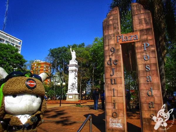 Costanera de Posadas - Misiones - Argentina