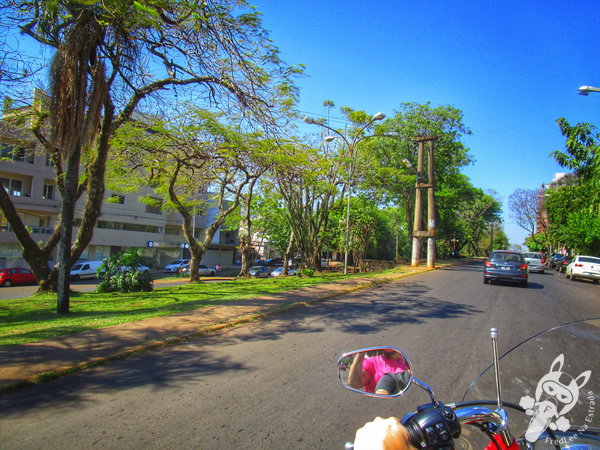 Ruta nacional 1 | Itapúa - Paraguai