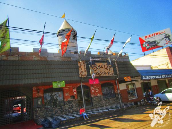 Harley-Davidson Heritage Softail Classic | San Cosme y Damián - Itapúa - Paraguai