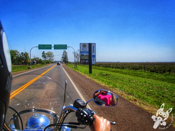 La Chimenea de Encarnación - Itapúa - Paraguai