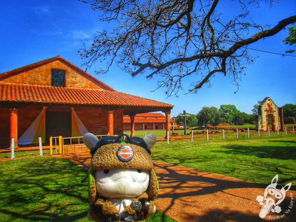 Sambódromo de Encarnación - Itapúa - Paraguai | FredLee Na Estrada