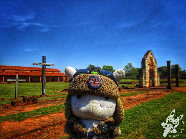 La Chimenea de Encarnación - Itapúa - Paraguai | FredLee Na Estrada