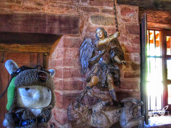 Monumento a San Roque González de Santa Cruz | Encarnación - Itapúa - Paraguai | FredLee Na Estrada