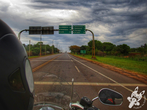 Harley-Davidson Heritage na ruta nacional 12 | Misiones - Argentina