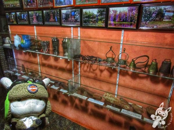 Ponto de Memória Missioneira | São Miguel das Missões - RS | FredLee Na Estrada