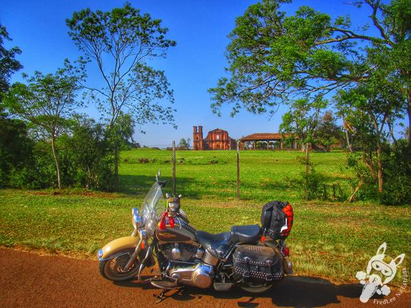 Pórtico de São Miguel das Missões - RS