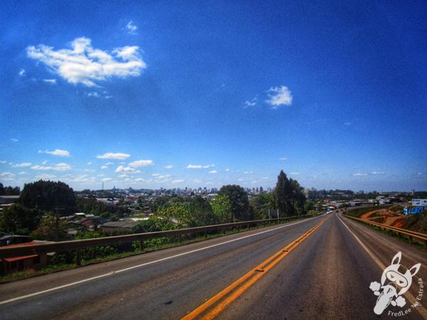 Divisa entre Rio Grande do Sul e Santa Catarina | Rio Uruguai | FredLee Na Estrada