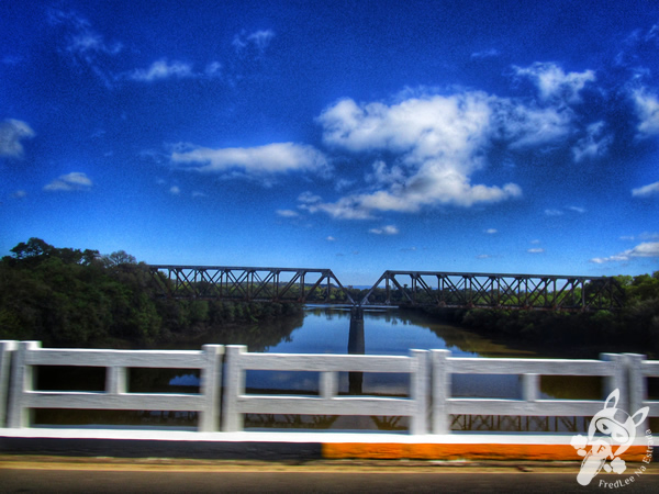 Rio Timbó - Rodovia BR-280 | FredLee Na Estrada