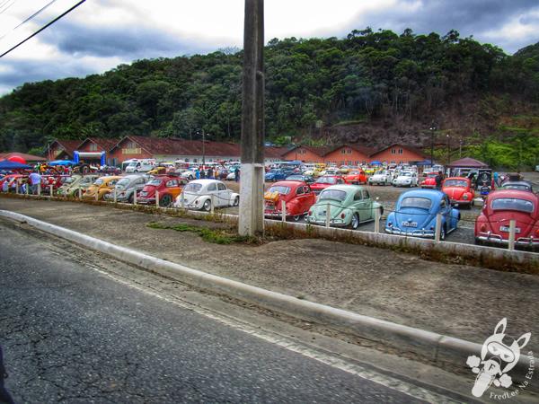 Ponte Hercílio Luz - Florianópolis - SC | FredLee Na Estrada