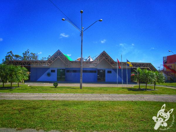 Ginásio poliesportivo municipal Juan Manuel dos Santos | Capivari de Baixo - SC