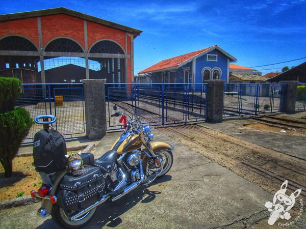 Locomotiva 5 - 1954 - Jungenthal | Museu Ferroviário de Tubarão - SC
