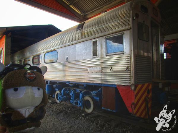 Museu Ferroviário de Tubarão - SC