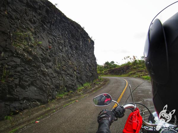 Pedra Furada - Morro da Igreja - Parque Nacional de São Joaquim   Urubici - SC   FredLee Na Estrada