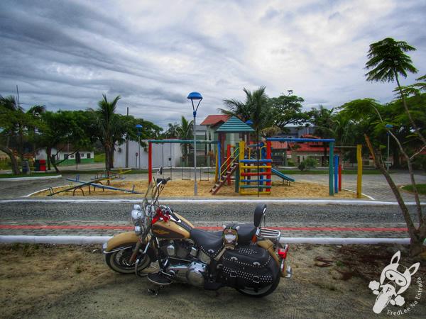 Igreja Matriz São João Batista   São João do Itaperiú - SC