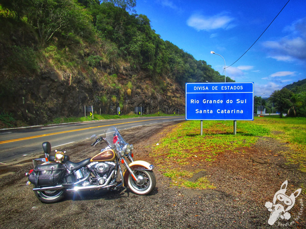 Divisa de Santa Catarina e Rio Grande do Sul | Rodovia BR-116