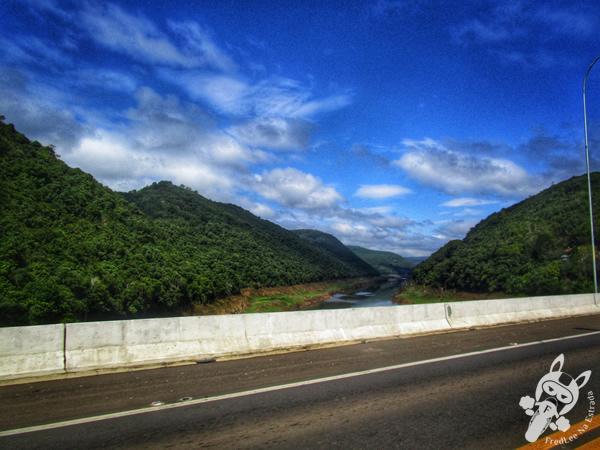 Rio Pelotas - Divisa de Santa Catarina e Rio Grande do Sul | Rodovia BR-116