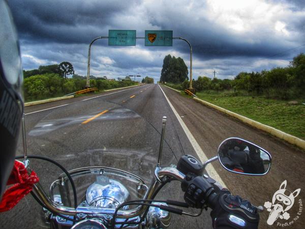 Rodovia BR-116 - Vacaria - RS | FredLee Na Estrada