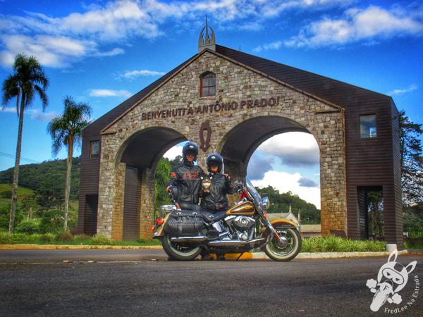 Centro Histórico de Antônio Prado - RS | FredLee Na Estrada