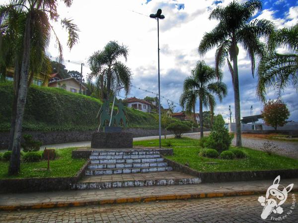 Escadarias da Fé - Antônio Prado - RS | FredLee Na Estrada