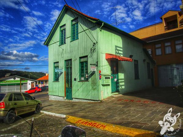 Igreja Matriz Sagrado Coração de Jesus | Antônio Prado - RS